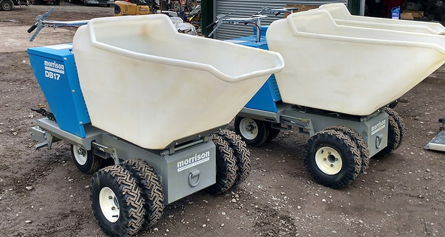 Concrete Power Buggies - Concrete Buggy For Sale