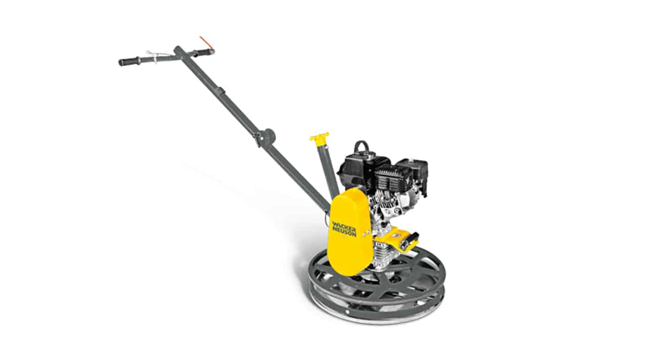 Wacker Neuson Walk-Behind CT24 Power Trowel