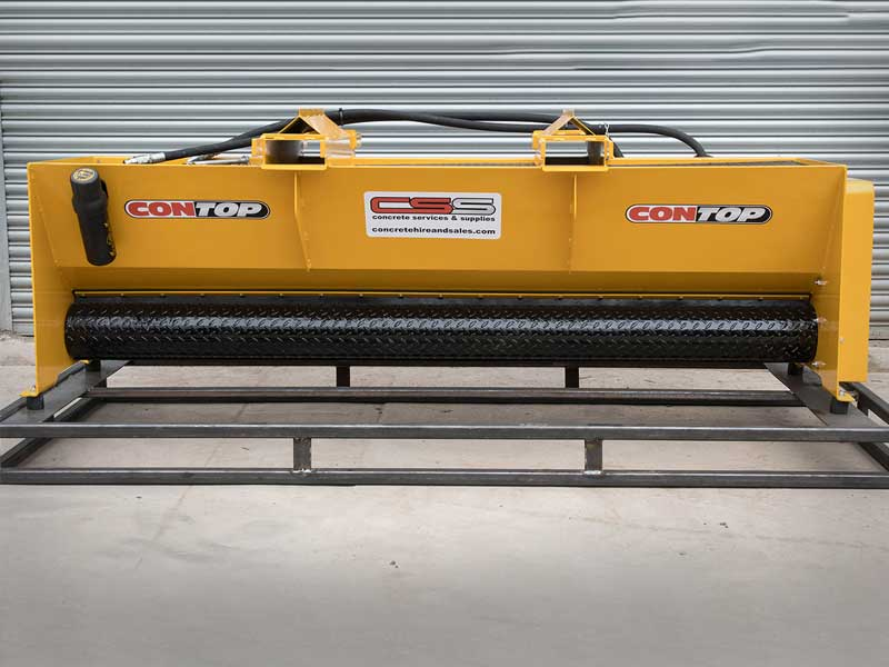 used contop topping spreader