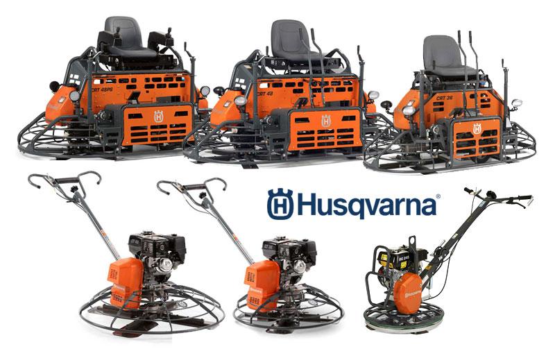 husqvarna power floats
